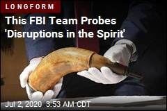 An FBI Team Probes 'Disruptions in the Spirit'