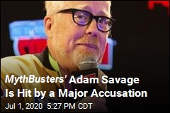 MythBusters' Adam Savage Is Hit by a Major Accusation