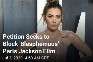 Paris Jackson to Play Jesus in New Movie