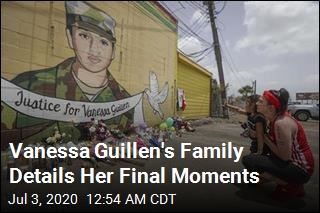 Slain Fort Hood Soldier's Family Details Her Final Moments