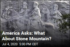 America Asks: What About Stone Mountain?