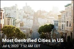 10 Most Gentrified Cities