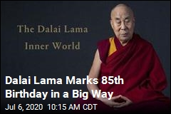 Dalai Lama Gets Ready to Climb the Charts