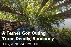 A Father-Son Outing Turns Deadly, Randomly