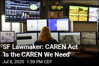 SF Politician: CAREN Act 'Is the CAREN We Need'