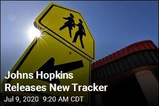Johns Hopkins Releases New Tracker