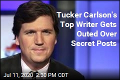 Top Writer for Tucker Carlson Quits Over Racist Posts