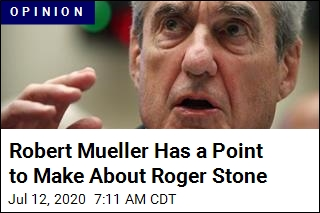 Robert Mueller Has a Point to Make About Roger Stone