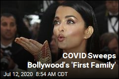 COVID Sweeps Bollywood's 'First Family'