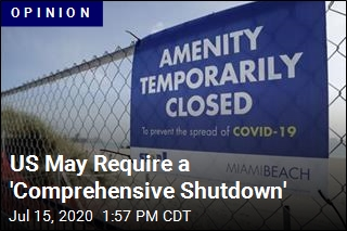 US May Require a 'Comprehensive Shutdown'