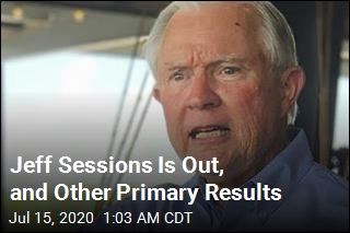 Jeff Sessions Is Out, and Other Primary Results