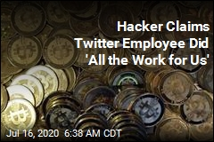 Hacker Claims Twitter Employee Did 'All the Work for Us'