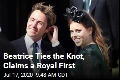 Finally, a Royal Wedding That No One Watched