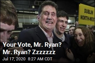 Your Vote, Mr. Ryan? Mr. Ryan? Zzzzzzz