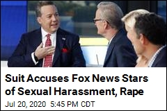 Suit Accuses Fox News Stars Sexual Harassment and Rape