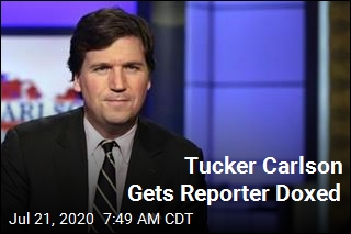 Reporter Doxed After Carlson Calls Out NYT