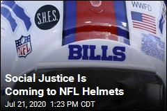 NFL: Players Can Honor Racism Victims on Helmets