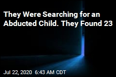 Search for Abducted Toddler Leads Police to 23 Kids