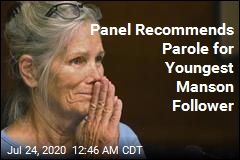 Parole Recommended for Youngest Manson Follower