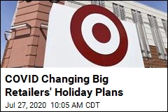 COVID Changing Big Retailers' Holiday Plans