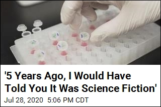 '5 Years Ago, I Would Have Told You It Was Science Fiction'