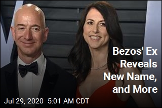 Bezos' Ex: I've Already Given Away $1.7B