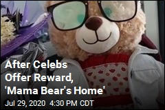 'Mama Bear's Home': Woman Reunited With Stolen Bear