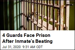 Guards Face Decade in Prison Over Inmate's Beating