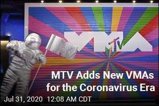 New VMAs Category: 'Best Quarantine Performance'