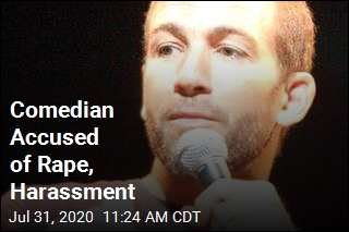 Comedian Bryan Callen Accused of Rape