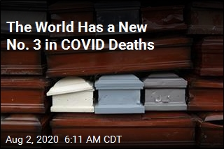 The World Has a New No. 3 in COVID Deaths