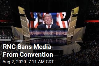 Trump Will Be Nominated Without Media Present