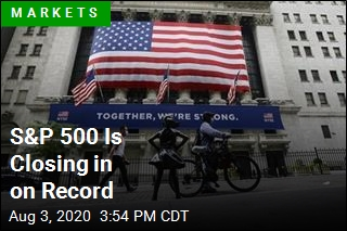 S&P 500 Is Closing in on Record