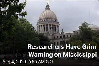 Mississippi Is on Track for a Very Unwanted No. 1