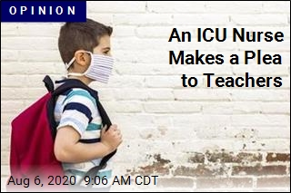An ICU Nurse Makes a Plea to Teachers