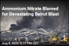 At Least 70 Dead in Massive Beirut Blast