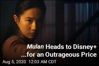 You Can Soon Watch Mulan on Disney+ ...for a Price