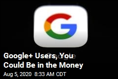 Google+ Users Eligible for Payout