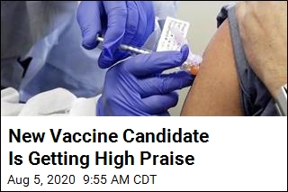 New Vaccine Candidate Is Getting High Praise