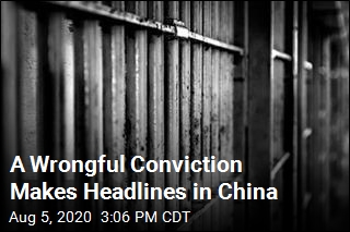 A Wrongful Conviction Makes Headlines in China