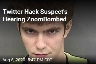 Twitter Hack Suspect's Hearing ZoomBombed