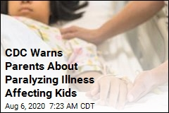 CDC Warns Parents About Paralyzing Illness Affecting Kids
