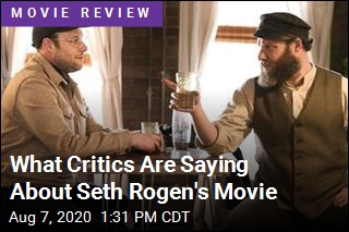 It's Rogen vs. Rogen— and We Have Our Winner