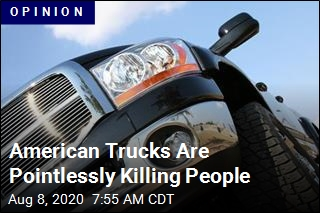 American Trucks Are Needlessly Dangerous