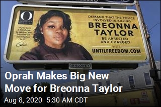 Oprah Has New Strategy for Breonna Taylor Justice