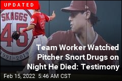 Pitcher Got Lethal Fentanyl From Team Employee: Charges