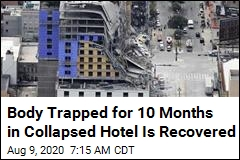 10 Months After NOLA Hotel Collapsed, Body Is Removed