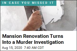Mansion Renovation Turns Into a Murder Investigation