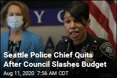 Seattle Police Chief After Budget Cuts: I'm Out