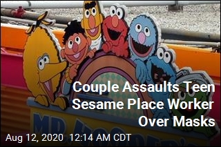 Couple Assaults Teen Sesame Place Worker Over Masks